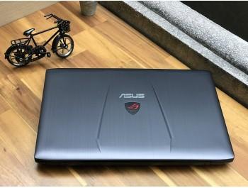 Laptop Asus GL552 GAMING GL552: Core I5-6300H| DDR4 8GB| SSD128G+ 500GB| Ndivia GTX960M| 15.6FHD - Vỏ nhôm