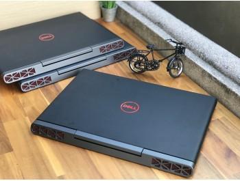 Dell inspiron N7566: i5-6300H, 4Gb, Ssd128G+Hdd 500Gb, gtx960, 15.6FHD đẹp 98%