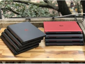 Dell Inspiron 5577: I7-7700HQ| Ram 8GB| Ssd128GB+500GB|  GTX1050| 15.6 FHD IPS đẹp likenew