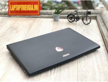 MSI GL62 : i5 7300H| GTX1050 | SSD128Gb+Hdd 500Gb | DDR4 8Gb | 15.6FHD IPS - đẹp likenew
