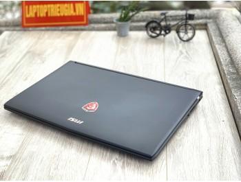 MSI GL62 : i7 7700HQ| GTX1050 | SSD128Gb+Hdd 1Tb | DDR4 8Gb | 15.6FHD IPS - đẹp likenew